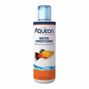 Aqueon Aquarium Tap Water Conditioner 8-Ounce