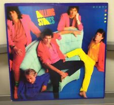 "Rolling Stones Dirty Work 12"" LP ""Harlem Shuffle"" Netherlands Press 1986 Mint"