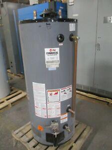 Ruud Commercial Water Heater G75-75N-2 75Gal 75100BTU Used