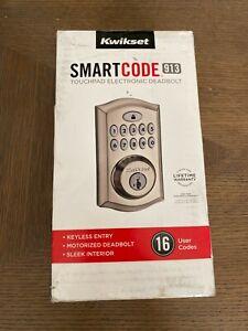 Kwikset SmartCode 913