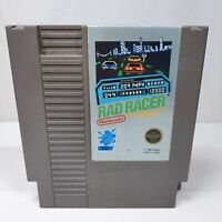 Rad Racer (Nintendo Entertainment System, 1987) Cartridge Tested & Works