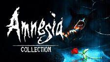 Amnesia Collection (Pc, 2013, seulement Steam Key Download Code) pas de DVD, no cd