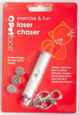 Petface Laser Chaser Cat Kitten Dog Toy Pointer with 5 different images FREEPOST