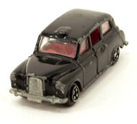 Corgi London Taxi China Vintage Toy Car Diecast L091