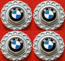 "FOUR (4) 1984-1991 BMW BBS 14"""" Wheel Center Hub Caps STYL.5 E30 318i 325e 325i"
