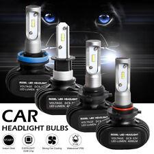 Nighteye  H3 Lampadine fari LED per auto 8000LM