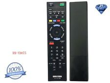 NEW RM-YD075 Replacement Remote fit for SONY BRAVIA LED Smart TV KDL-40EX640...