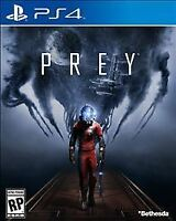 Prey PS4 Sony PlayStation 4 FPS Dual Shock Horror Sci-Fi Gun Shooter Game NEW