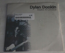 DYLAN DONKIN Make A Choice NEW Sealed #ed 872/1000 45RPM Vinyl w/ Price Sticker