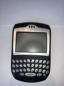 Steel Blue BlackBerry 7290 Cingular Wireless *Read Description