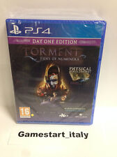 TORMENT TIDES OF NUMENERA DAY ONE EDITION PS4 - NUOVO SIGILLATO NEW PAL VERSION
