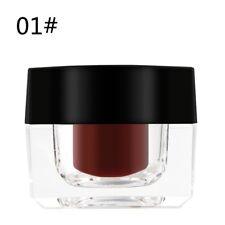 Beauty Waterproof Dyed Eyebrow Cream Enhancers& Brow Brush Tint GEL Makeup Tool 1# Reddish Brown