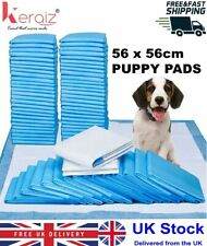 56x56CM 100 SUPER ABSORBENT PUPPY TRAINING PADS TRAINER TOILET WEE MATS FOR DOGS