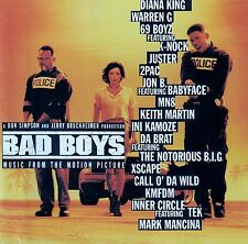 Bad Boys-Music from the Motion Picture/CD (Columbia CL 35742 6)