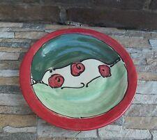 Piatto COLAZIONE PIATTO DESSERT piatti ceramica piatto Rando in verde-MIX