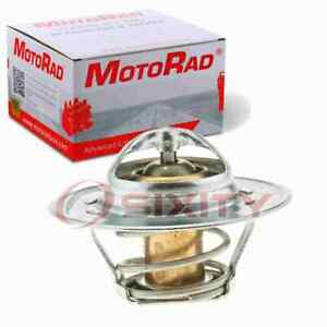 MotoRad Engine Coolant Thermostat for 1950-1981 Chevrolet Bel Air Cooling zp