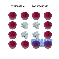 New Rear Right Wheel Arch Moulding Clips Kit For Land Rover LR3 LR4 DYC500040