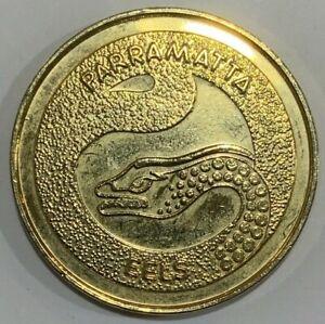 1988 Australia NSW RFL Premiership Medal Parramatta Eels