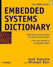 Embedded Systems Dictionary-ExLibrary