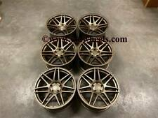 "19"" Strom STR3 F14 Alloy Wheels Satin Bronze BMW E90 E92 E93 M3 DEEP CONCAVE"