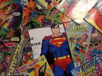 5x DC Comics Wholesale Mixed Job Lot Collection