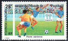 SELLOS DEPORTES FUTBOL. POLINESIA 1978 A-137 1v. ARGENTINA 78