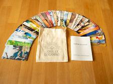 Das Lichtblick Lenormand Kartendeck - Wahrsagekarten - Orakelkarten - 36 Karten