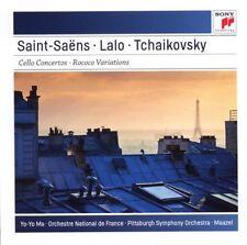 Saints-Saens / Ma / Maazel Pittsburgh Symphony - Cello Concerto No [New CD]