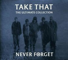 Take That / Never Forget: Ultimate Collection (Best of / Greatest Hits) *NEW* CD