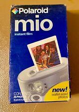 Polaroid MIO Instant Film 20 photos Sealed box, expired 12/2004