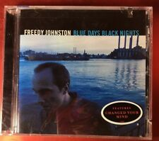 Blue Days Black Nights by Freedy Johnston ( Promo CD, Jul-1999, Elektra (Label)