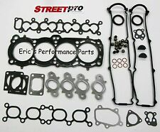 Cometic PRO2018T Top End Engine Rebuild Gasket Kit for Nissan CA18DET S13 CA18