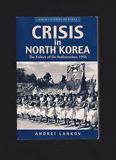 Crisis in North Korea: The Failure of De-Stalinization in 1956 * Andrei N Lankov