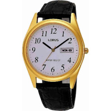 Rxn56ax-9 Lorus Mens Daywear Watch