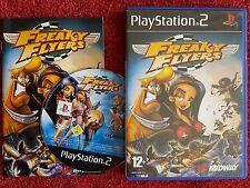 Freaky flyers original black label PLAYSTATION 2 PS2 pal