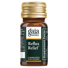 Reflux Relief Gaia Herbs 15 Tabs
