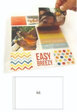 Simple Stories Snap Studio 12 4x6 Phot Flips for Snap Albums