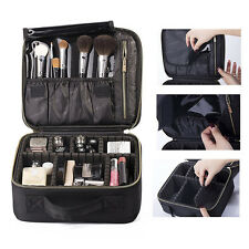 Fashion Makeup Cosmetic Case Beauty Artist Storage Bag Holder Organizer