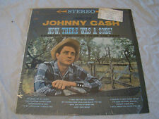 Johnny Cash - Now There was a Song - Record Album Vinyl Record LP 111724
