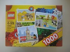LEGO 10682 CREATIVE SUITCASE 1000 Pieces Brand New Sealed