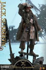 Hot Toys Pirates of the Caribbean Dead Men Tell No Tales Jack Sparrow DX15