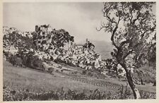 D5358 Bagnoli del Trigno - Panorama - Stampa d'epoca - 1938 vintage print