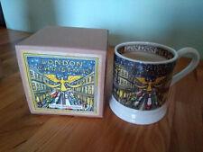 BOXED Emma Bridgewater 0.5 1/2 pint mug LONDON at Christmas Cities of Dreams