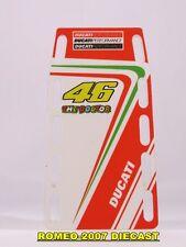 1:12 Pit board - Pitboards Valentino Rossi Ducati MotoGP 2012 no minichamps NEW