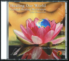 Healing Our World Guided: Healing Meditation with Chunyi Lin (Spring Forest) CD