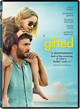 Gifted (DVD 2017) NEW* Drama* Adventure NOW SHIPPING !