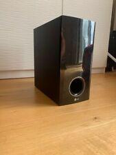 LG sub-woofer speaker max power 150W - NO SOUNDBAR