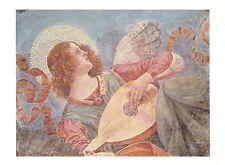 """Melozzo da Forli : """"Angel Musician"""" Art Card / Postcard!"""