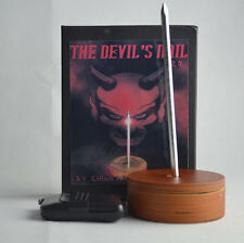 Devil's Nail 2.0 Ghost Nail Magic Tricks Mentalism Magic Props Laser Edition