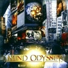 "MIND ODYSSEY ""KEEP IT ALL TURNING"" CD RE-RELEASE NEU"
